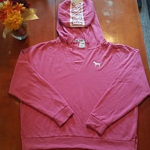 Pink Brand Pullover/Sweatshirt